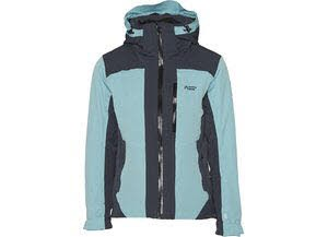 North Bend HIRAFU Ski Jacket W,blue purist Mehrfarbig