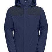 Vaude Me Kintail 3in1 Jacket III Blau - Bild 1