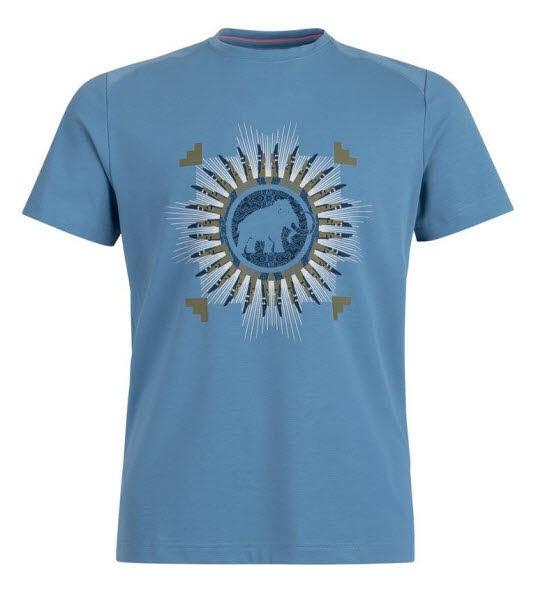 Mammut Trovat T-Shirt Men Blau - Bild 1