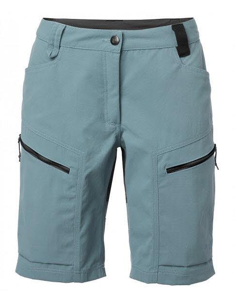 North Bend TREKK Shorts W,blue cadet Grün