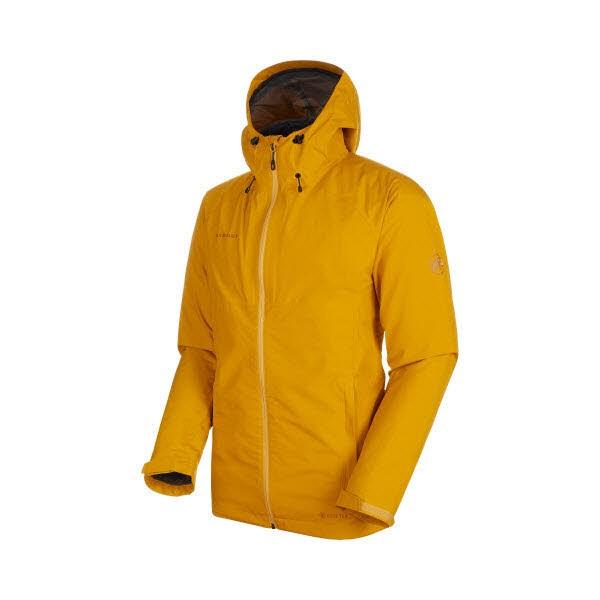 Mammut Convey 3 in 1 HS Hooded Jacket Men Gelb - Bild 1