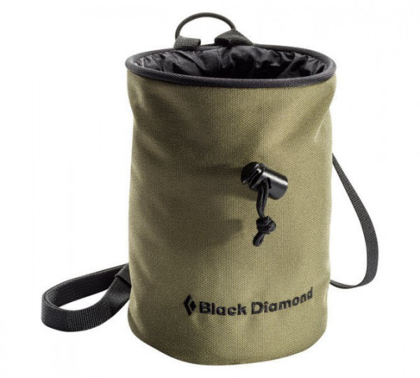 Black Diamond Mojo Chalk Bag Grün
