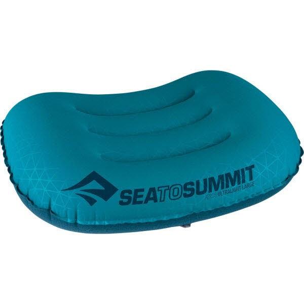 SeaToSummit Aeros Ultralight Pilow Lage Blau - Bild 1