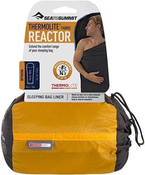 SeaToSummit Reactor - Thermolite Mummy Liner - Bild 1