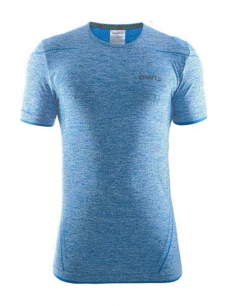 Craft Active Comfort RN SS Men Blau