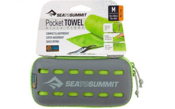SeaToSummit Tek Towel Medium Grün - Bild 1