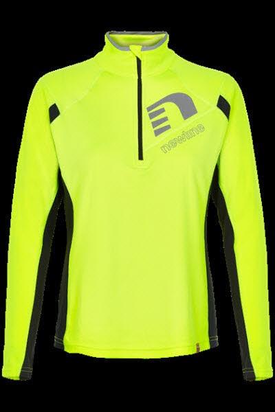 newline VISIO WARM SHIRT Neon Gelb - Bild 1