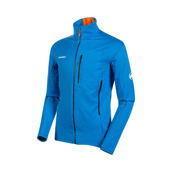 Mammut Eiswand Guide ML Jacket Men Blau