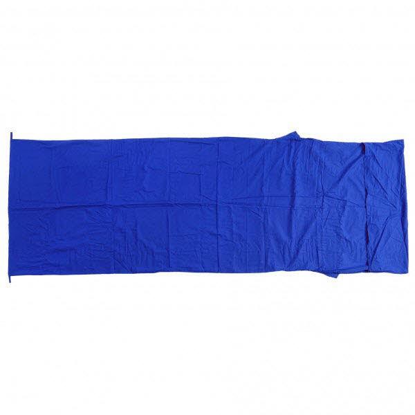 Relags BasicNature Baumwollinlett Deckenfo Blau