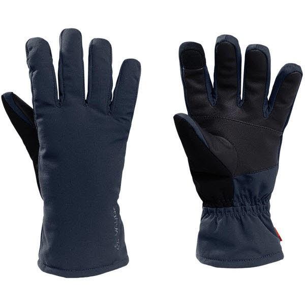 Vaude Manukau Gloves Schwarz