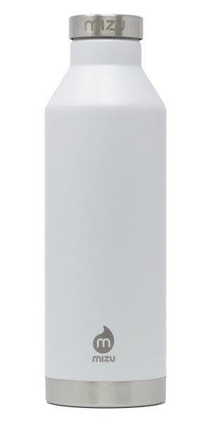 V8 750ml Isolierflasche Weiß