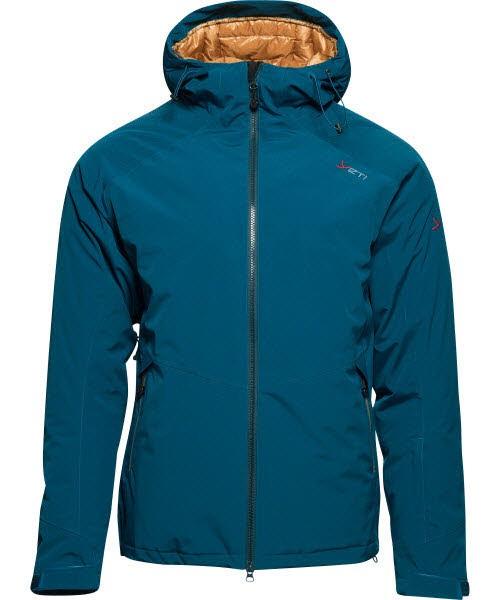 Yeti Reese M`s Hardshell Down Jacket Blau - Bild 1