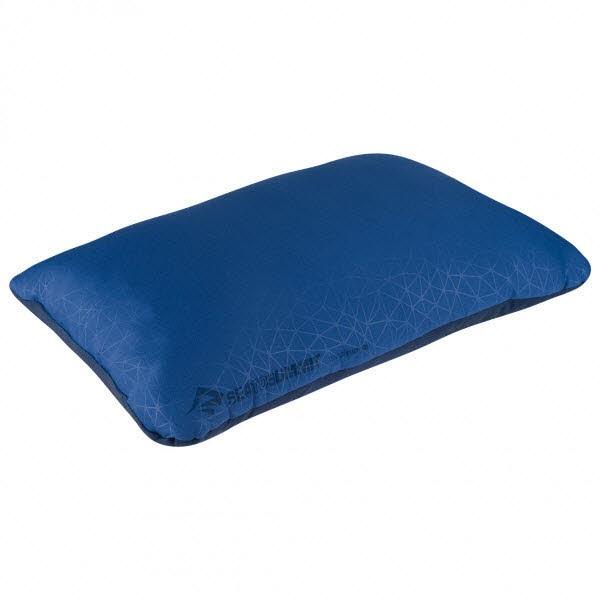 SeaToSummit FoamCore Pillow Large Blau