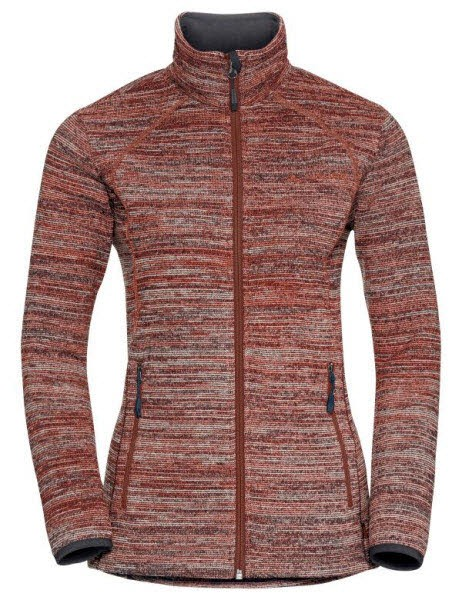 Vaude Wo Rienza Jacket II Rot - Bild 1
