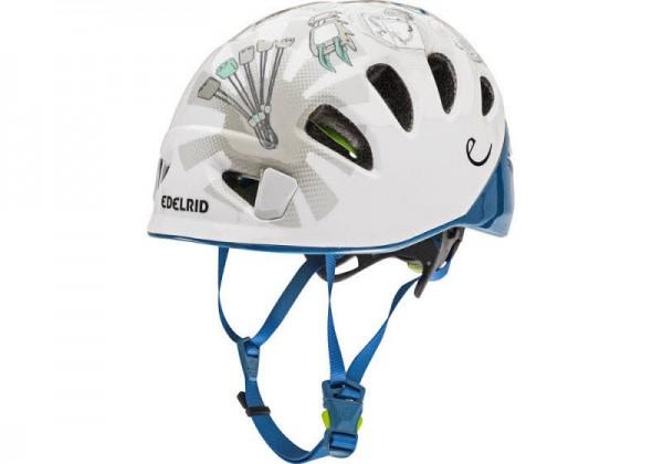 Edelrid Shield II Helmet Weiß