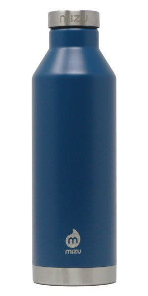 V8 750ml Isolierflasche Blau