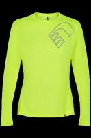newline VISIO SHIRT Neon Gelb