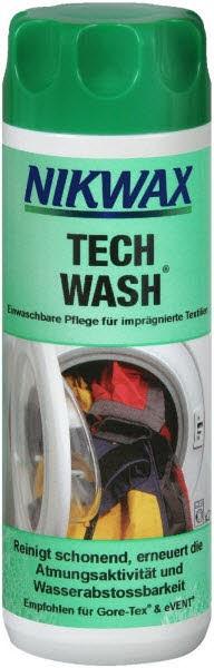 Vaude Nikwax Tech Wash, 300ml