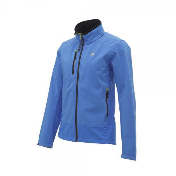 Montura Summer Wind Jacket Woman Blau