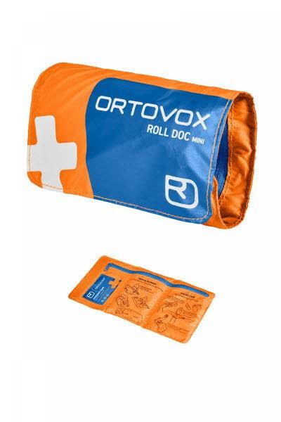 Ortovox FIRST AID ROLL DOC MINI Orange - Bild 1