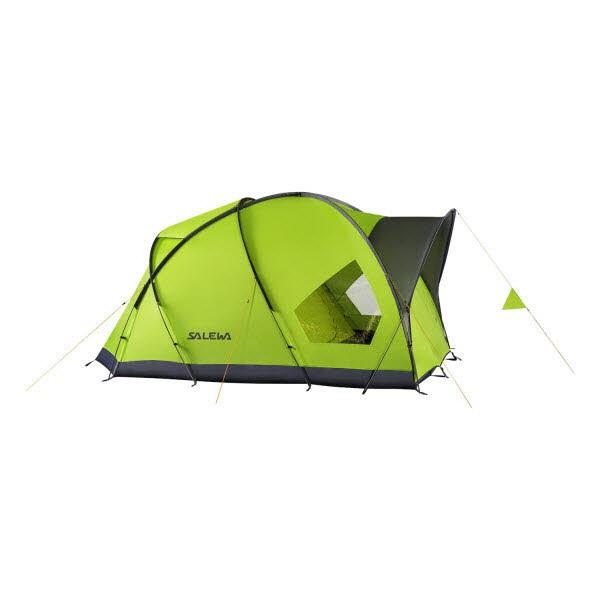Salewa Alpine Hut IV Tent Grün - Bild 1