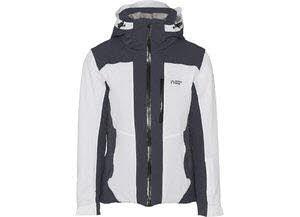 North Bend HIRAFU Ski Jacket W Weiß - Bild 1