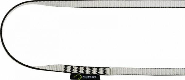 Edelrid Dyneema Sling 11mm, 90 cm Schwarz
