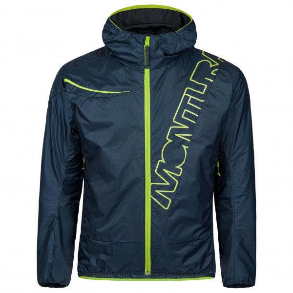 Montura Vertikal Jacket Blau - Bild 1