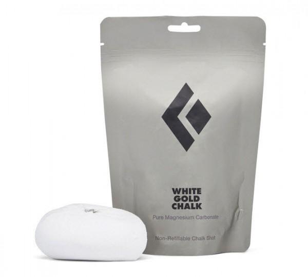 Black Diamond Refillable White Gold Chalk Shot