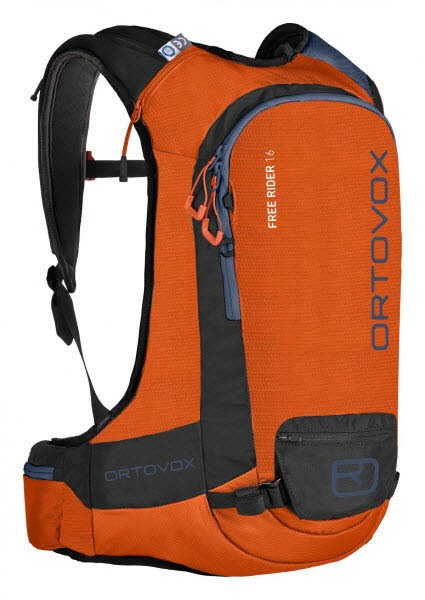 Ortovox FREE RIDER 16 Orange