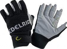 Edelrid Work Glove open Schwarz