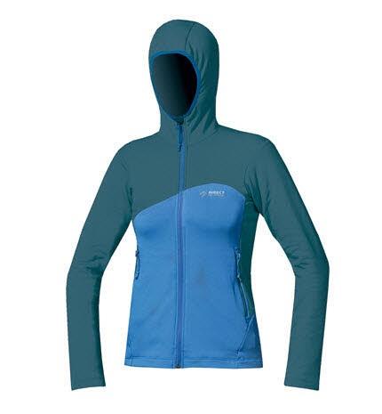Direct Alpine EIRA Sweatshirt Blau