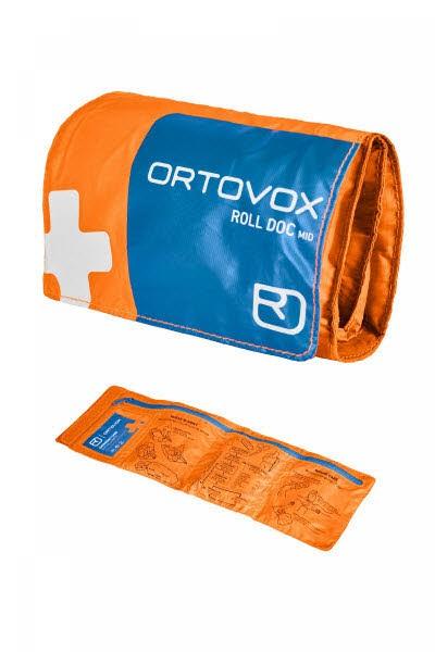 Ortovox FIRST AID ROLL DOC MID Orange - Bild 1