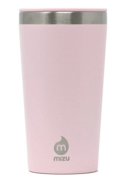 MIZU TUMBLER 16 - Becher 450ml Soft Rosa