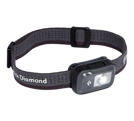 Black Diamond Headlamp Grau