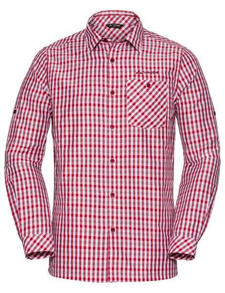 Vaude Me Albsteig LS Shirt Rot - Bild 1