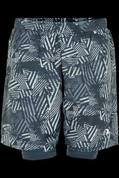 newline Imotion Printed 2 Layer Shorts Mehrfarbig - Bild 1