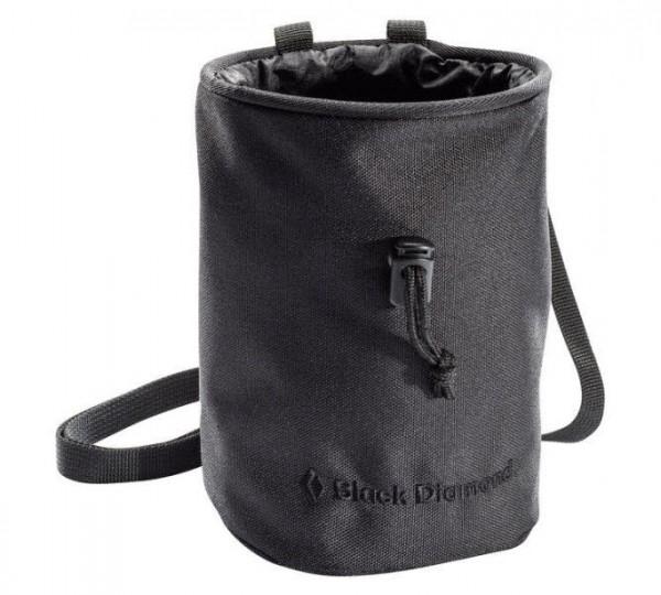 Black Diamond Mojo Chalk Bag Schwarz