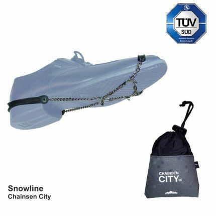 snowline City Chainsen Silber