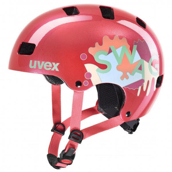 Uvex Kid´s Kid 3 - Radhelm Rot - Bild 1